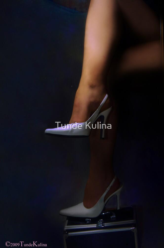 My new Shoe by Tunde Kulina