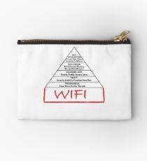 Wifi pyramid basis Studio Pouch