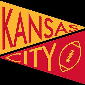 PENNANTS (CHIEFS) by heckyesco