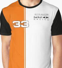Max Verstappen #33 Graphic T-Shirt