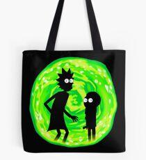 Rick und Morty Tote Bag