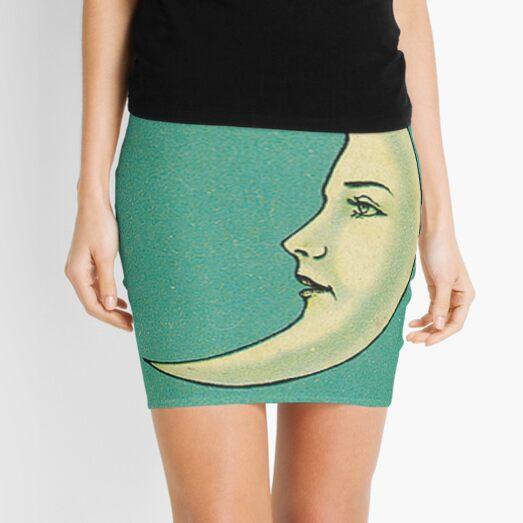 Luna Tarot Mini Skirt