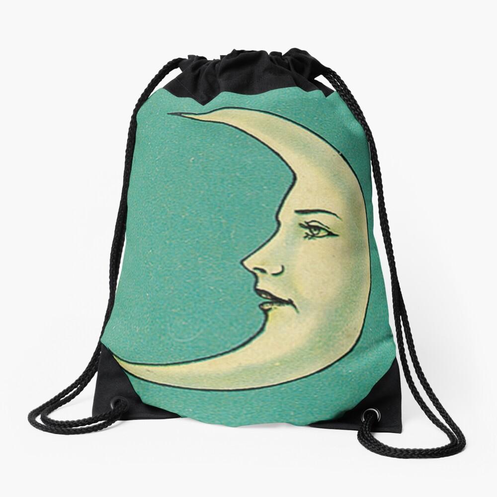 Luna Tarot Drawstring Bag