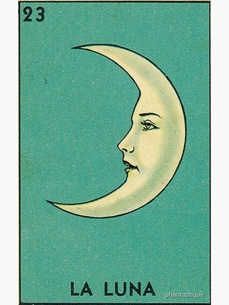 Luna Tarot by phantastique