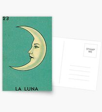 Luna Tarot Postcards
