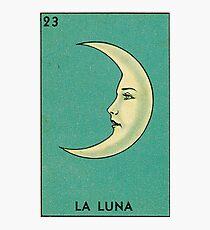 Lámina fotográfica Luna Tarot