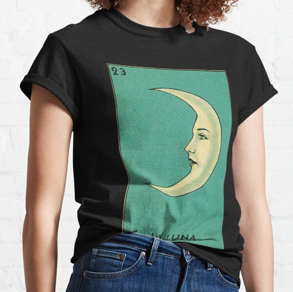 Luna Tarot Classic T-Shirt