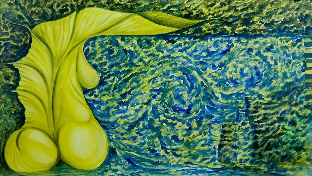 leaf wave by melchorabubo