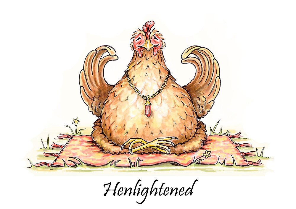 Henlightened by LisaPope