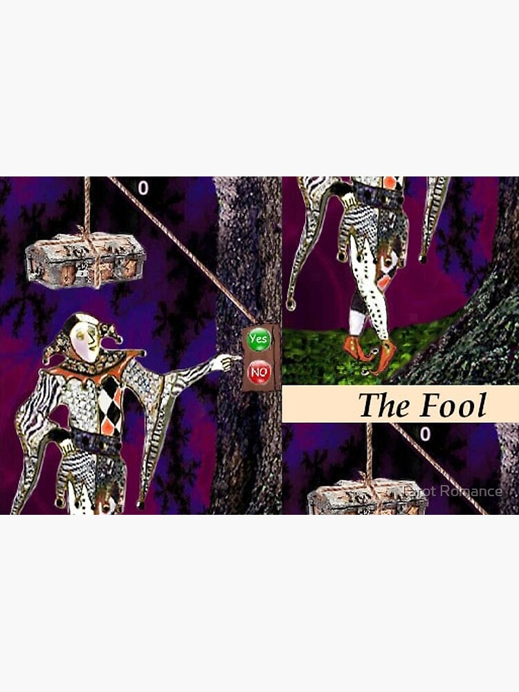 THE FOOL by AlisonWilkie