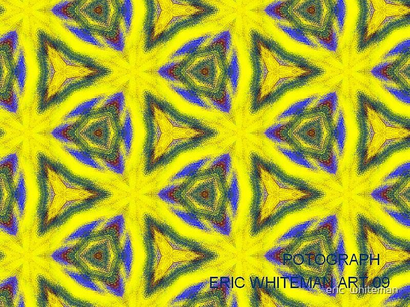 ( PHOTOGRAPH) ERIC WHITEMAN ART   by eric  whiteman