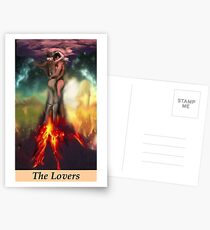 THE LOVERS Postcards