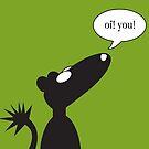 Spikey Dog says... by hidden-design