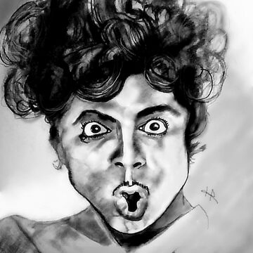 Little Richard by firefly1n1