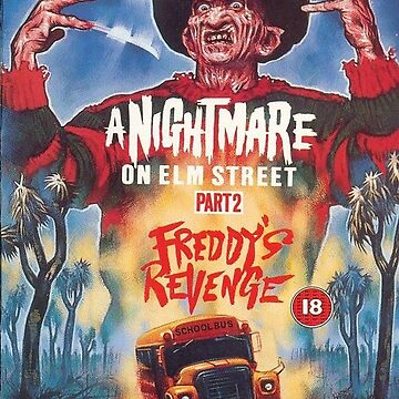 A Nightmare on Elm Street 2: Freddy's Revenge by seagleton