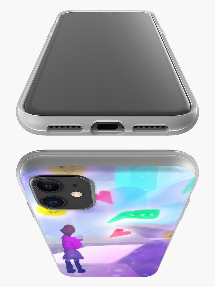 Alternate view of Small World of Social Media iPhone Case & Cover