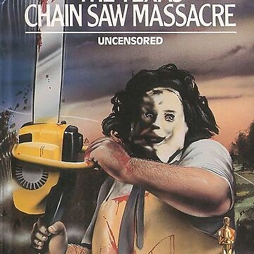 The Texas Chainsaw Massacre by seagleton
