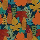 Autumn leaves by CatyArte