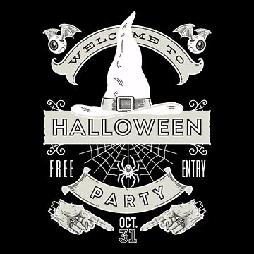 Halloween Party by KingJames27x