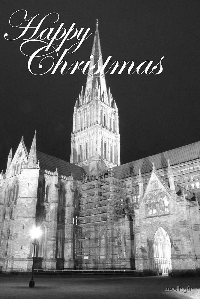 Salisbury Christmas by woolleyfir