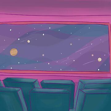 Stargazing by nagayama
