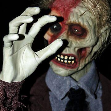 Beware of the Ghoul! by heatherfriedman