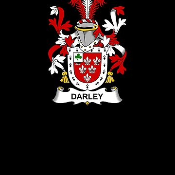 Darley Coat of Arms - Family Crest Shirt by FamilyCrest