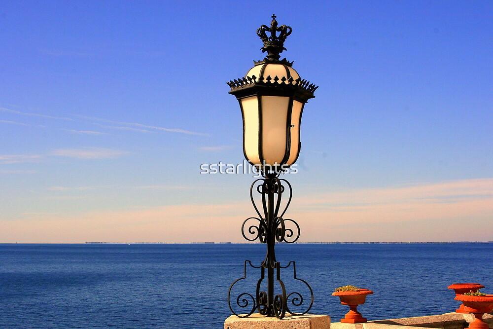 Royal Lamp by sstarlightss