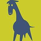 Wierdo Giraffe by hidden-design