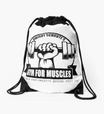 Dwight Schrute's Gym pour les muscles le bureau Sac à cordon
