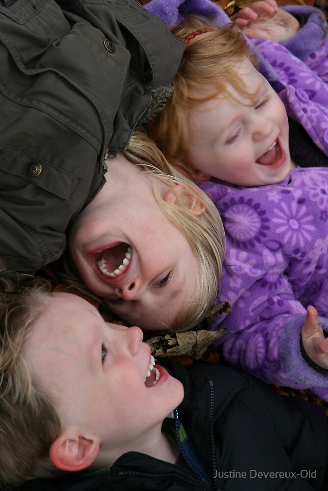 Family fun! by Justine Devereux-Old