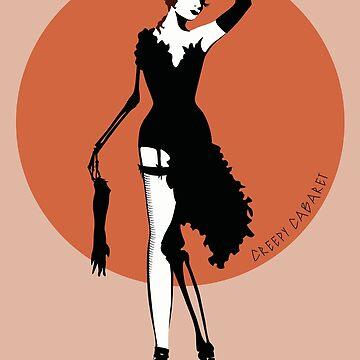 Creepy Cabaret #1 by EmmeBi-graphic