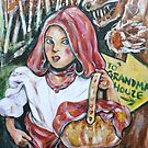 Oh - Ohhhh Little Red Riding Hood  by Reynaldo