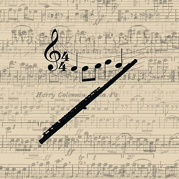 Flute - iPhone Cases by sophiaz