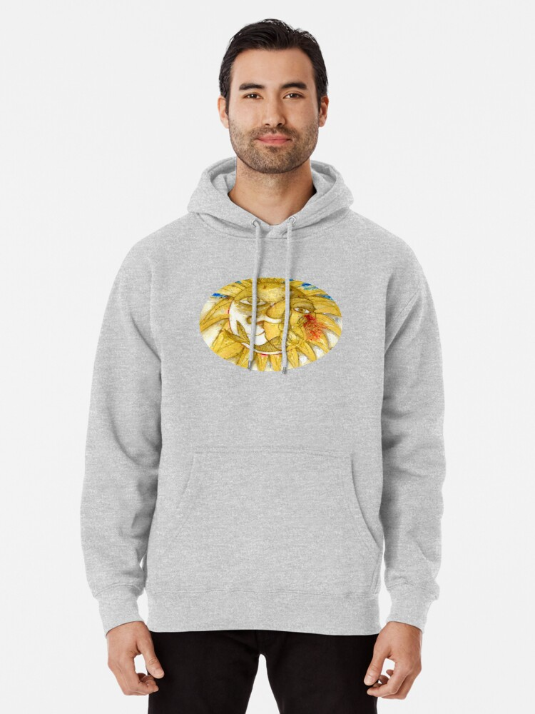 Alternate view of The Golden Sun Pullover Hoodie