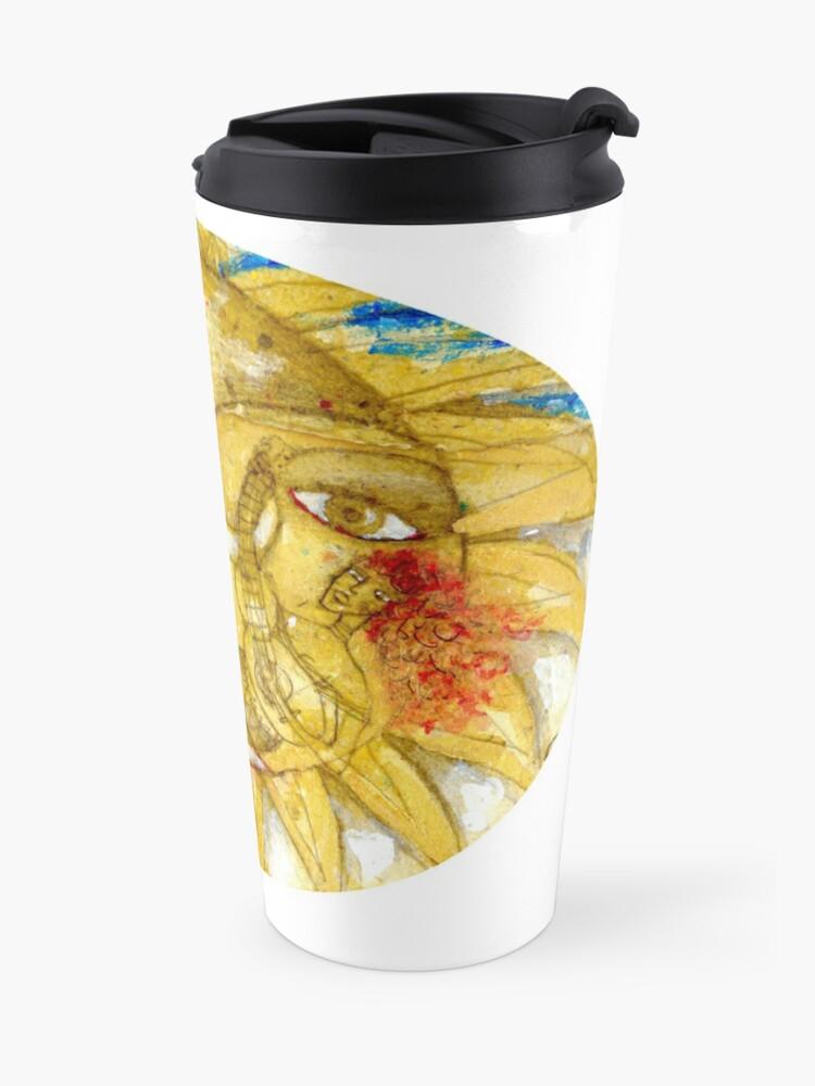 Alternate view of The Golden Sun Travel Mug