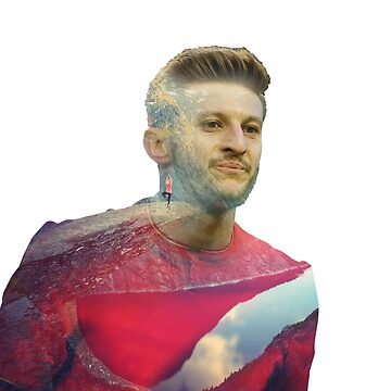 adam lallana double exposure red by moslemtv