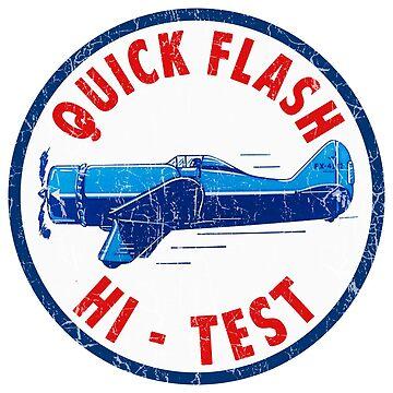 Quick Flash Hi-Test by Bloxworth