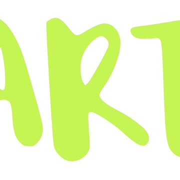 Art - green by FTML