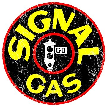 Signal Gas by Bloxworth