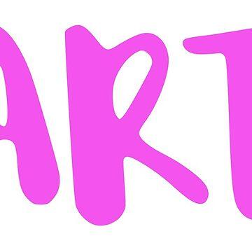 Art - Pink by FTML