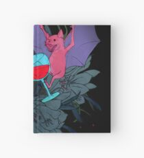 party bats Hardcover Journal
