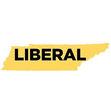 Liberal Tennessee - yellow by wokesouth