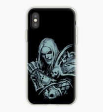 Arthas iPhone Case