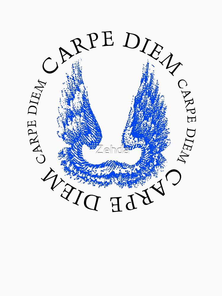 Carpe Diem Wings by Zehda