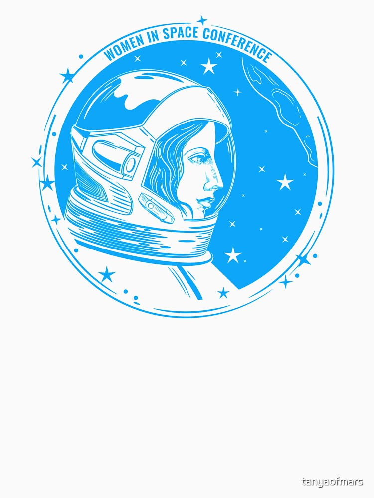 Women in Space Conference by tanyaofmars