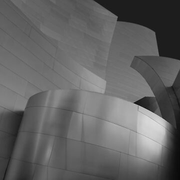 DISNEY CONCERT HALL LOS ANGELES by tomb42