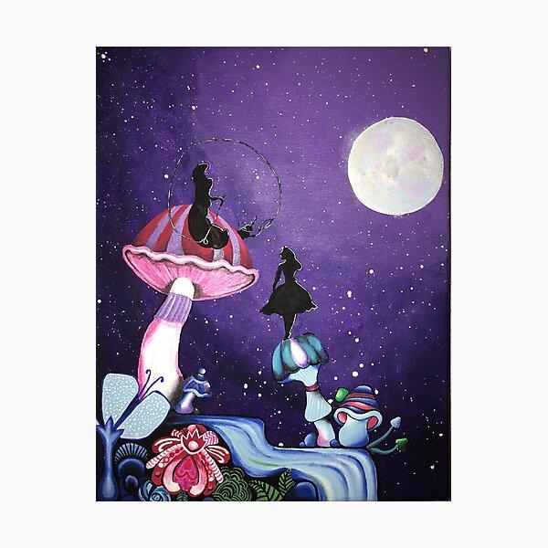 Alice on Acid  Photographic Print