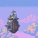 Sky Temple by Slynyrd