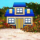 Cottage by the Sea by Rosalie Scanlon